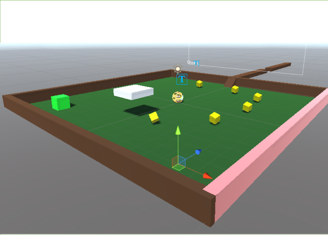 Roll A Ball (VR Game)