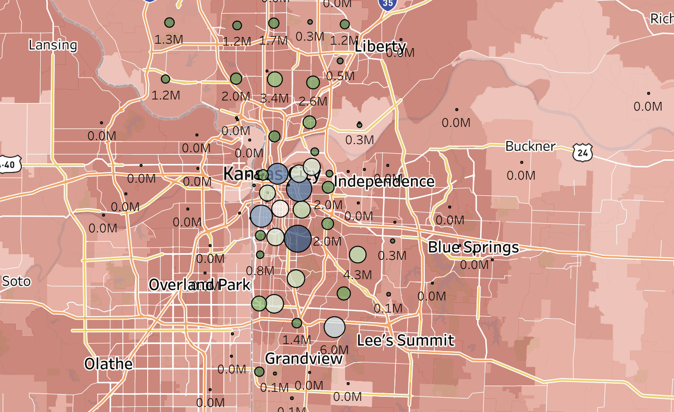 KC Crime Data Visualization